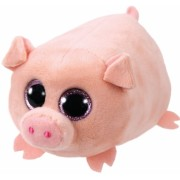 Jucarie plus 10 cm Teeny Tys CURLY - pig TY