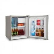 Klarstein Snoopy Eco Mini-Kylskåp med frysfack A++ 46 Liter 41dB Grått