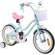 Bicicleta Junior Sun Baby, BMX Star 16, Turcoaz