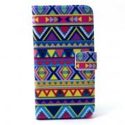 Samsung Tribemönster plånboksfodral, Samsung Galaxy S6