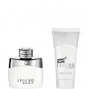 Mont Blanc Legend Spirit Confezione 50 ML Eau de Toilette + 100 ML After Shave Balm