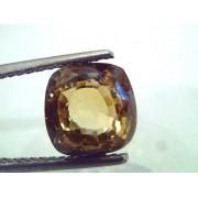 5.22 Ct Unheated Natural Ceylon Yellow Blue Mix Pitambari Sapphire