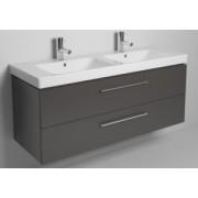 Ansamblu Riho mobilier cu lavoar ceramic 130cm gama Altare, SET 35 Standard