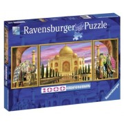 Ravensburger Taj Mahal Dreams - 1000 Piece Tryptichon Puzzle by Ravensburger