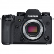 Fujifilm X-H1, Body, Aparat Foto Mirrorless 24MP, Negru