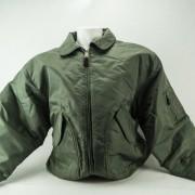 Mil-Tec Jacket Flyer's Cold Weather Type CWU (Färg: Oliv, Storlek: XL)