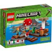 Minecraft - Het Paddenstoeleiland