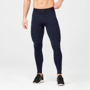 Myprotein Seamless Sculpt Tights - XL - Marinblå