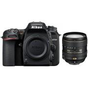 NIKON D7500 + 16-80mm f/2.8-4 AF-S DX ED VR