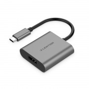 LENTION CU508D Type-C USB 3.1 Male to 4K 60Hz DisplayPort DP Adapter Cable