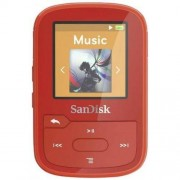 MP3 Player Sandisk Clip Sport Plus 16GB Rosu