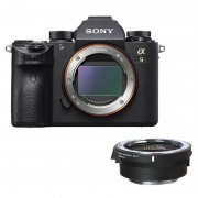 Sony Alpha A9 systeemcamera Body + Sigma MC-11 adapter