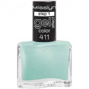 Misslyn Nails Nail polish Gel Effect Color Nr. 205 Burning Desire 10 ml