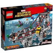 LEGO MAVEL Marvel Superheroes Spider-Man Web Warriors Ultimate Bridge Battle