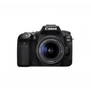 Cámara Reflex Canon Eos 90d Con Lente 18 55 32mp wifi vídeo 4k