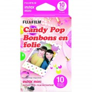 Film Fuji Instax mini Candy Pop - 10 unidades Fujifilm