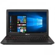 Лаптоп ASUS FX503VM-E4178 /15/I5-7300, 15.6 инча FHD IPS, Intel Core i5-7300HQ, GeForce GTX 1060, 1TB HDD + 128 GB SSD, ASUS FX503VM-E4178 /15/I5-7300