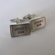 Distino Of Melbourne Novelty Groomsmen Cufflinks CGROOMSMEN