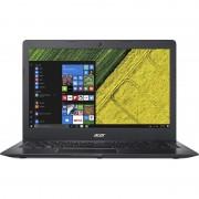 "Laptop Acer Swift 1 SF114-31-P4ZQ, 14"" HD LED Non-Glare, Intel Pentium Quad-Core N3710, RAM 4GB, eMMC 64GB, NO-ODD, Windows 10 Home"