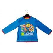 Bluza albastra Patrula Catelusilor 3-6ani