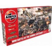 Kit constructie Airfix Batalia de la Somme Centenary scara 1 72