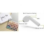 Morphe X Jaclyn Hill Eyeshadow Palette Matte Shimmer 35 Colors Professional Eye Shadow Makeup kit( tavish)