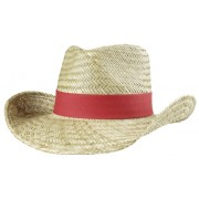 Legend Cowboy Straw Cap Natural 3969