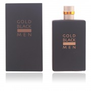 GOLD BLACK MEN EDT VAPORIZADOR 100 ML