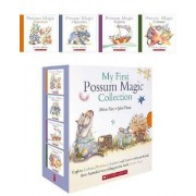 Possum Magic 4 Board Book Boxed Set by Mem Fox