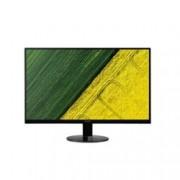 """Монитор Acer SA270 UM.HS0EE.001, 27"""" (68.58 cm)IPS панел, Full HD, 4ms, 100,000,000:1, 250 cd/m2, HDMI, DVI, VGA"""