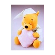 Baby Winnie the Pooh peacefully