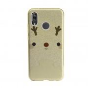 SBS Mobile Kerst Case Huawei P20 Lite - Rudolph