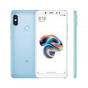 "Xiaomi Telefono movil smartphone xiaomi redmi note 5 azul / 5.99"" / 32gb rom / 3gb ram / octa core / 12+5mpx - 13mpx / 4g / sensor huel"