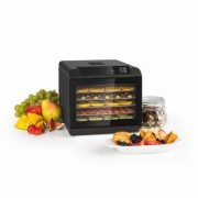 Arizona Jerky Essiccatore 500W 35-70°C Display Touch Digitale nero