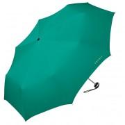 Esprit Umbrelă pliabilă pentru femei Mini Alu Light Dynasty Green