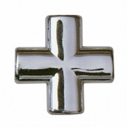 Z22-26 MT1K křížek stříbrný