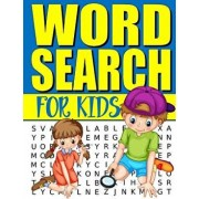 Word Search for Kids: 50 Easy Large Print Word Find Puzzles for Kids: Jumbo Word Search Puzzle Book (8.5'x11') with Fun Themes!, Paperback/Kids Coloring Books