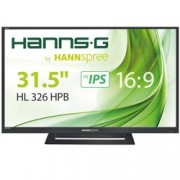 HANNSPREE HANNS-G HL326HPB WIDE LED 16:9 1920*1080 FULL HD SPEAKERS 31.5''