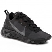 Обувки NIKE - React Element 55 BQ6166 008 Black/Dark Grey