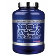 100% Whey protein 2350g eper Scitec Nutrition