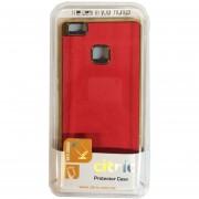 Tpu Termico Electrochapado Huawei P9 Lite Rojo