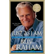 Just as I Am: The Autobiography of Billy Graham, Paperback