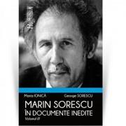 Marin Sorescu in documente inedite, Vol 3/Maria Ionica, George Sorescu