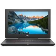"Laptop Dell G5 5587 (Procesor Intel® Core™ i7-8750H (9M Cache, up to 4.10 GHz), Kaby Lake R, 15.6"" UHD, 16GB, 1TB HDD @5400RPM + 512GB SSD, NVIDIA GeForce GTX 1060 @6GB, Tastatura Iluminata, FPR, Linux, Negru)"