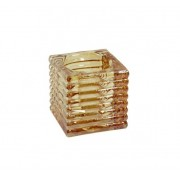 Mécsestartó arany recés 6cm ACC006040