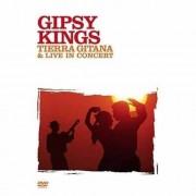 Gipsy Kings - Tierra Gitana&live in concert (DVD)