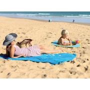 Minipiscina de plaja cu jucarii 123 Soare
