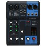 Yamaha Mixer Yamaha Mg06 per Dj A 6 Canali Nero