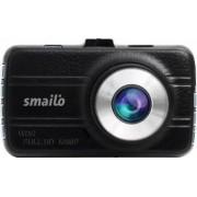 Camera video auto dual Smailo DoubleX 3 inch Neagra + camera marsarier