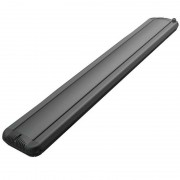 ecofort HeatBAR Deluxe Infrarot-Dunkelstrahler (Grösse: Small, Farbe: Schwarz)